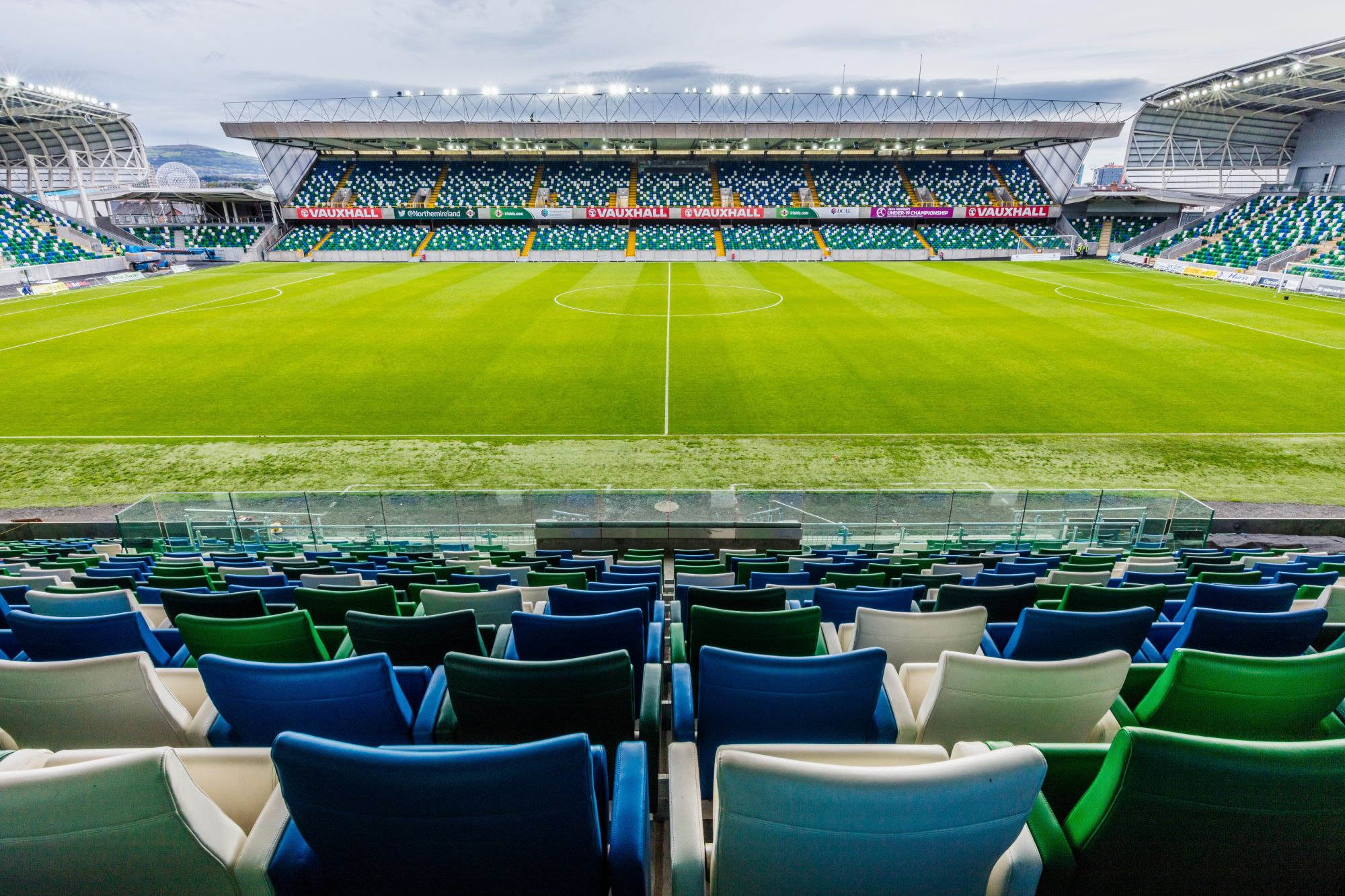 National Football Stadium At Windsor Park Sodexo Prestige Venue And Events